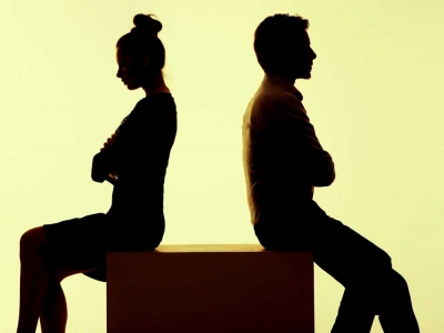 Poza Divortul, cand unul dintre soti nu